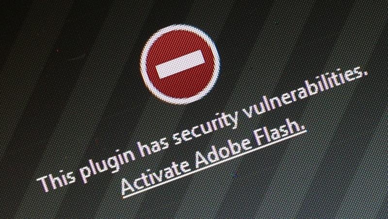 Νέα ευπάθεια στο Adobe Flash επέτρεψε σε hackers να εγκαταστήσουν malware σε υπολογιστές σε πολλές χώρες Ca565710
