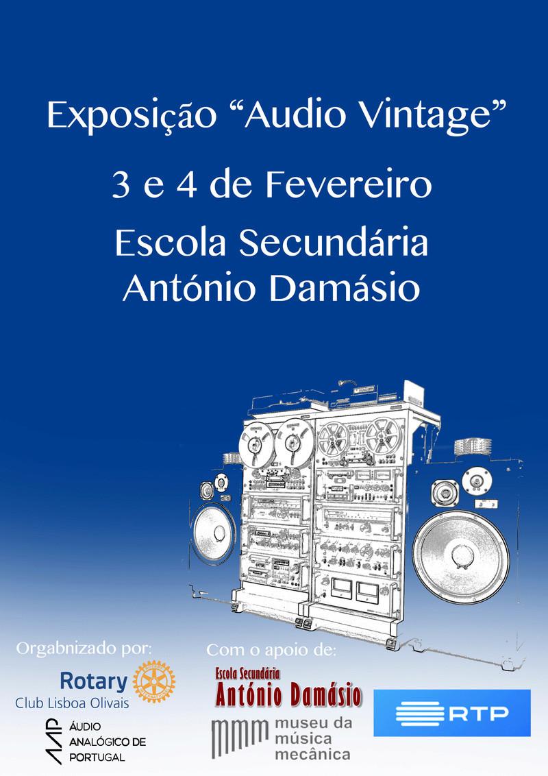 """Audio Vintage - Projecto de Programa """"PISA"""" Expo_a11"""