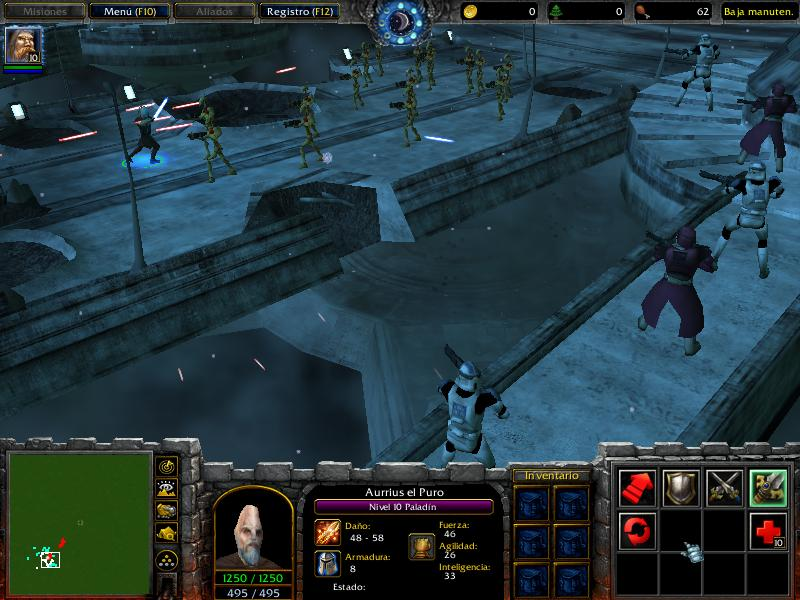 Batalla en Mygeeto 210