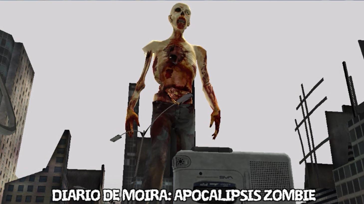 Diario de Moira. Primera temporada completa. Cuatro capítulos Diario11