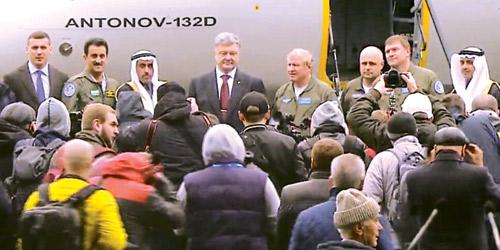 تدشين أول نموذج لطائرة انتونوف 132 صناعة سعودية اوكرانية مشتركة - صفحة 2 2q10