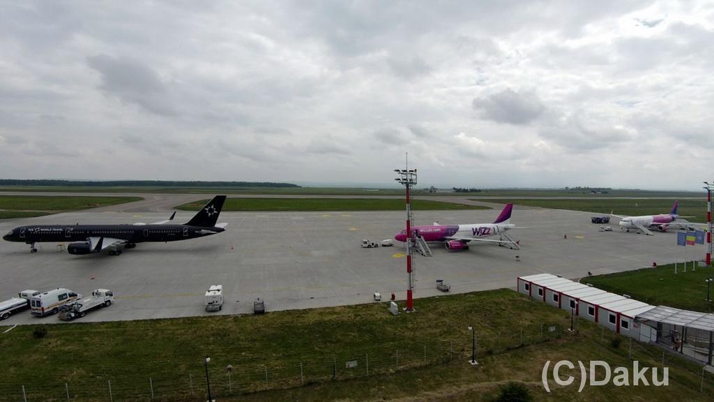 Aeroportul Suceava (Stefan Cel Mare) - Mai 2018  Scv_110