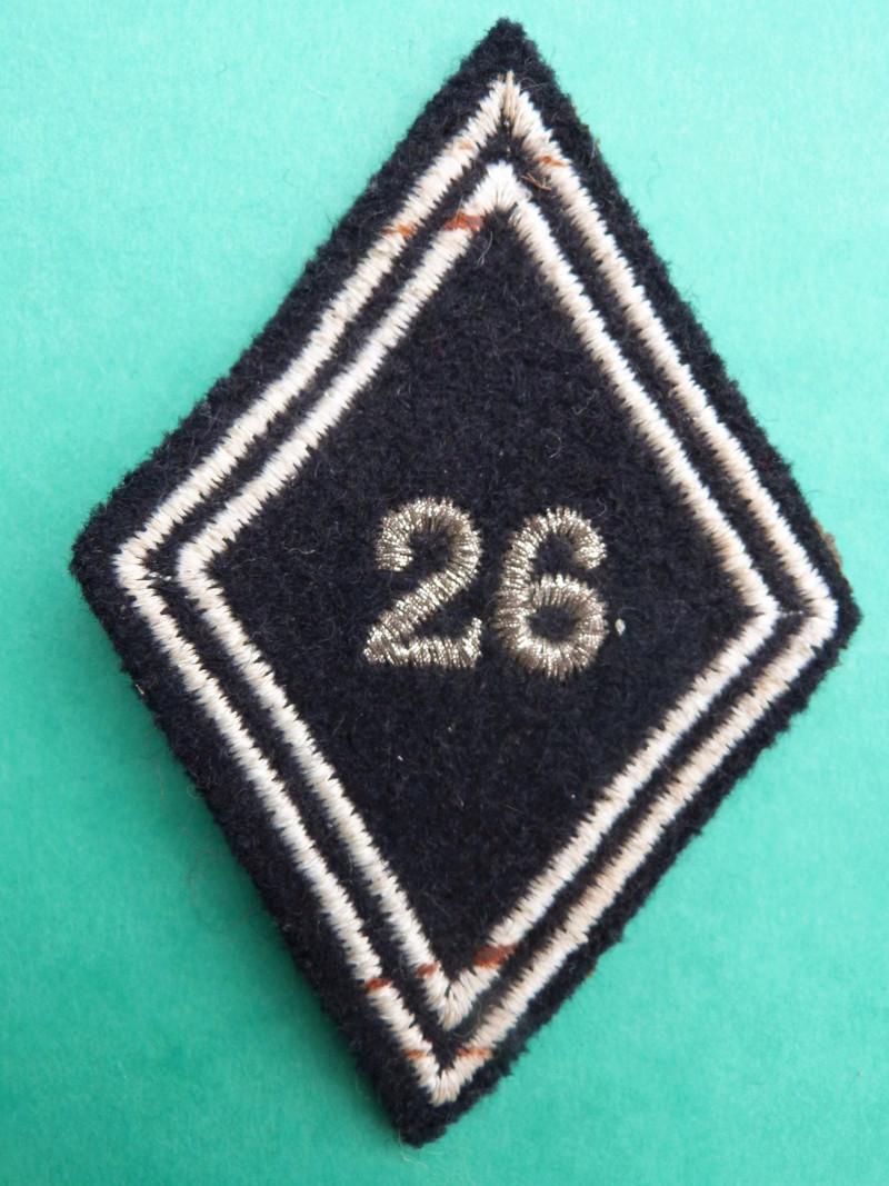 losanges à identifier (2) P1200917
