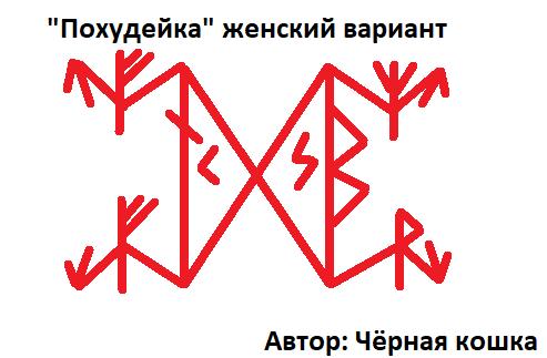 """Став """"Похудейка""""  муж и жен вариант   Автор Чёрная кошка Aode_e10"""