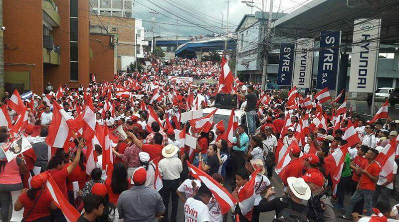 Partido Liberal propone dialogo con mediacion de Pepe MUjica Partid10