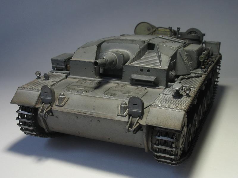 Sturmgeschutz,Ausf.A (with Panzerkampfwagen III chassis)  34_zaa11