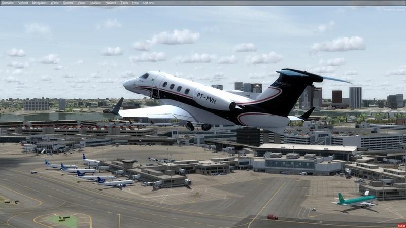 Boston Logan - KBOS FlyTampa P3Dv4 Ft_03810