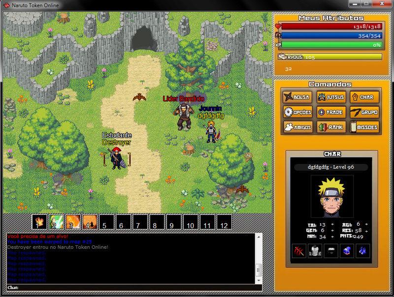 [Online] Naruto Token Online Prtscr10