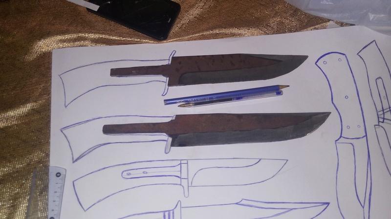 dos cuchillos que van saliendo 811