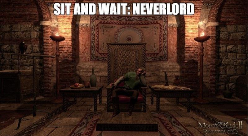 Diario semanal de desarrollo de Bannerlord 21: Entrevista a Steve Negus Neverl10