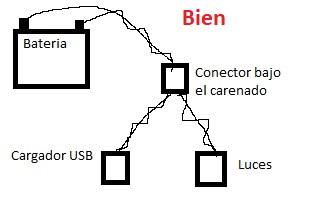 Tomas complementarias de corriente X Luces_12