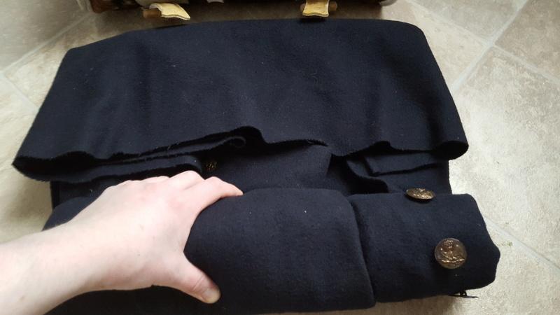 méthode pour rouler le manteau 20180412