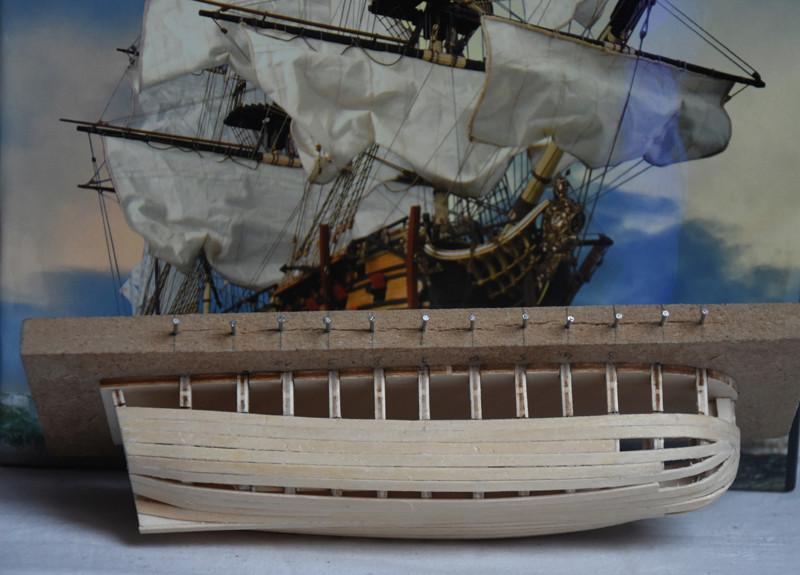 LA BRETAGNE vaisseau de 100 canons ALTAYA 1/80è - Page 3 Bzh4110