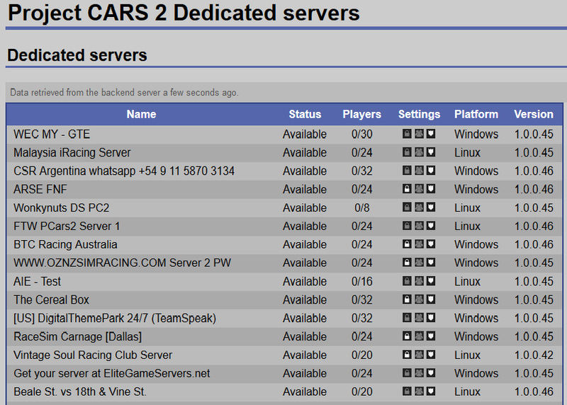 Nuestro Server Pc2ser10