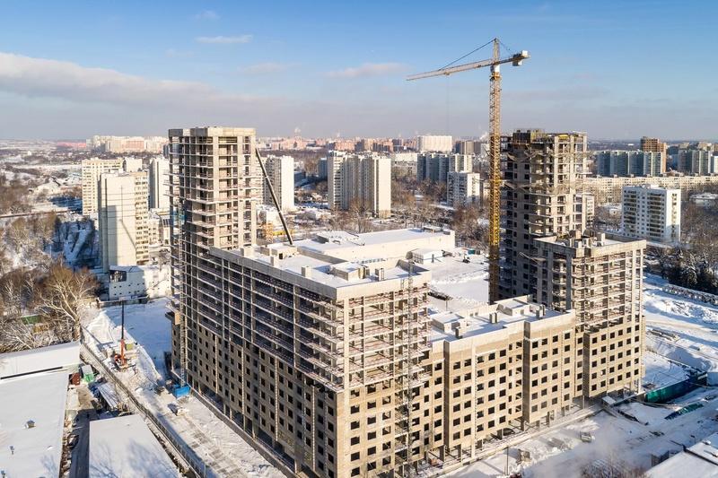 Новый проект Эталона в Москве - ЖК «Нормандия»  - Страница 4 111