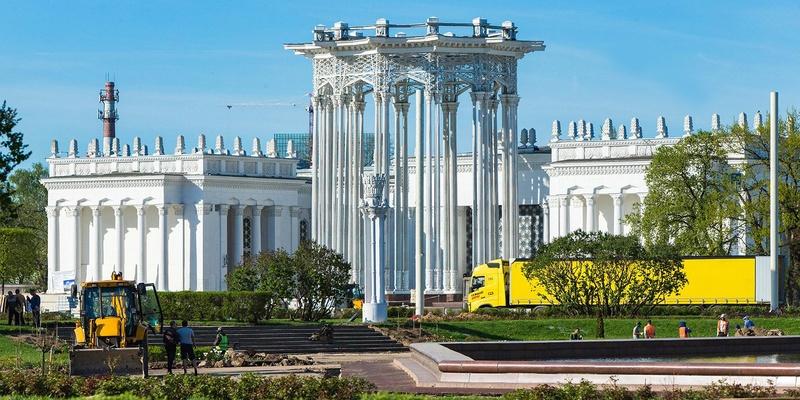 ВДНХ снова станет одним из самых удобных и любимых мест отдыха в городе 1111110