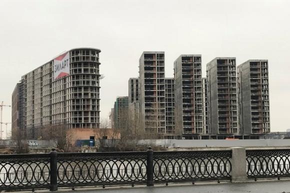 Пресса о печальном состоянии самого знаменитого проекта «Группы ЛСР» - жилого комплекса «Зиларт» 15157511