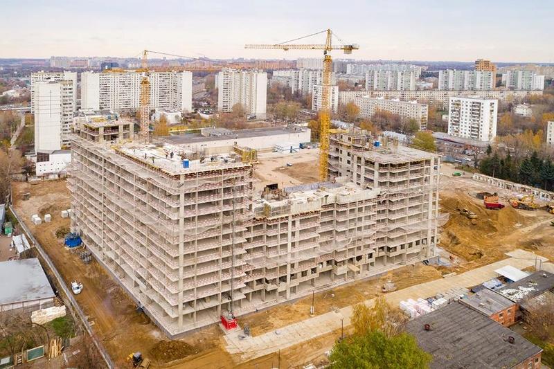 Новый проект Эталона в Москве - ЖК «Нормандия»  - Страница 3 5555510
