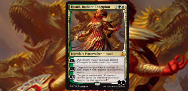 [Brawl] Huatli, championne radieuse Hualti10