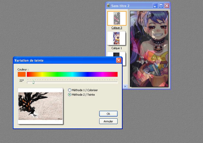 [Graphisme] Une création pas à pas (photofiltre) avatar halloween Sans_t11