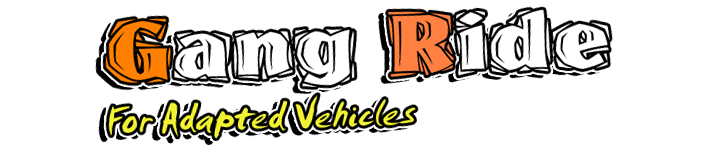 Gang Ride For Adapted Vehicles ( Passeio de gangs para carros adaptados) Screen10