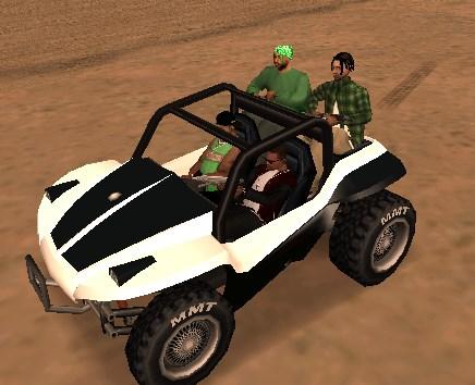 Gang Ride For Adapted Vehicles ( Passeio de gangs para carros adaptados) Screen36