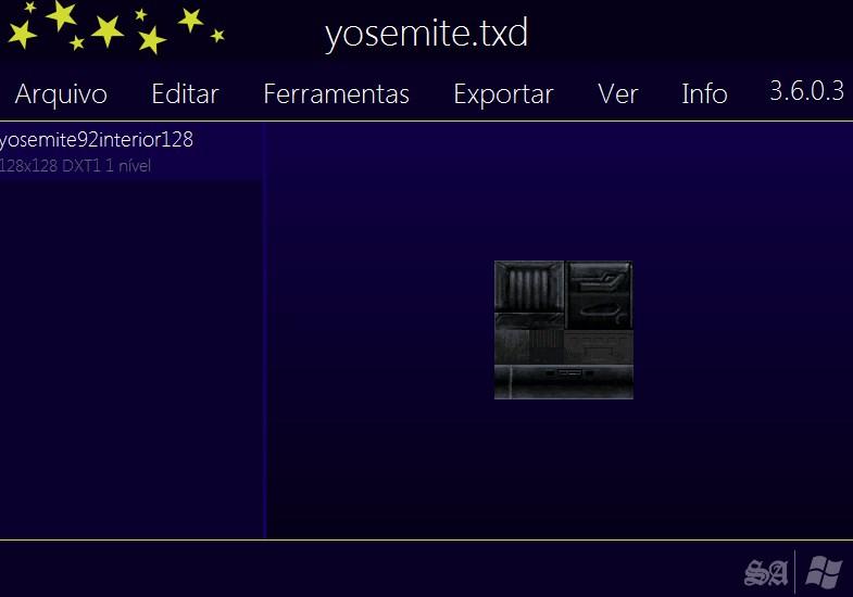 Textura dos veículos originais do jogo Screen46