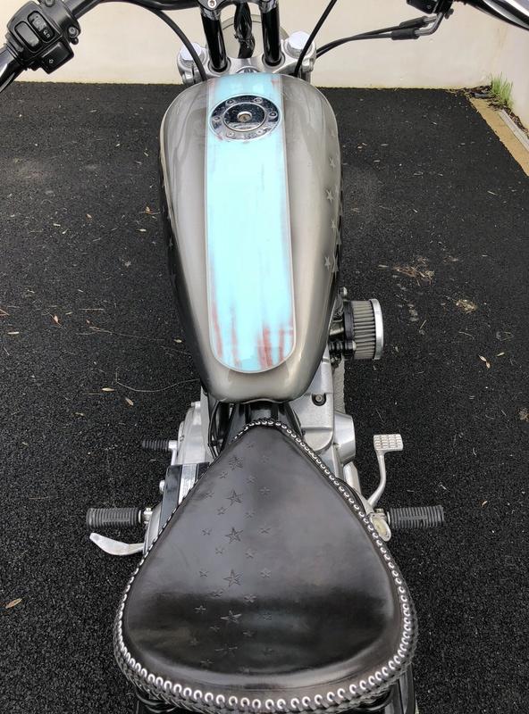 Sporster 883 (VENDU) 6447e110
