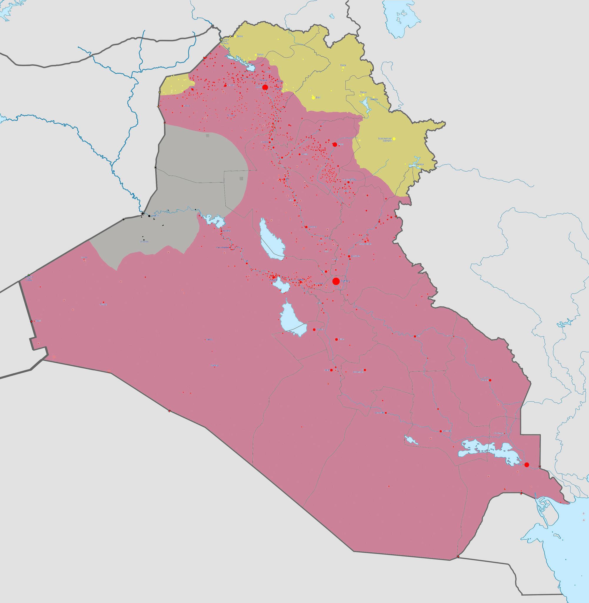 [Guerre Civile] Seconde guerre civile irakienne Cartec10