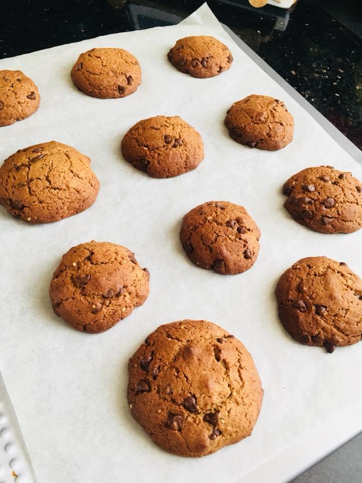 Recette cookies index glycémique très bas Cookie10