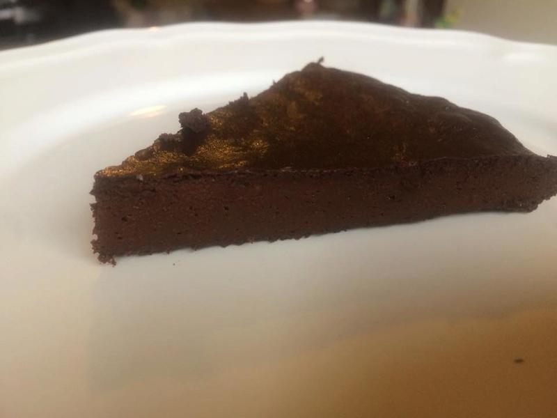Recette fondant au chocolat sans sucre sans beurre sans farine Fondan10