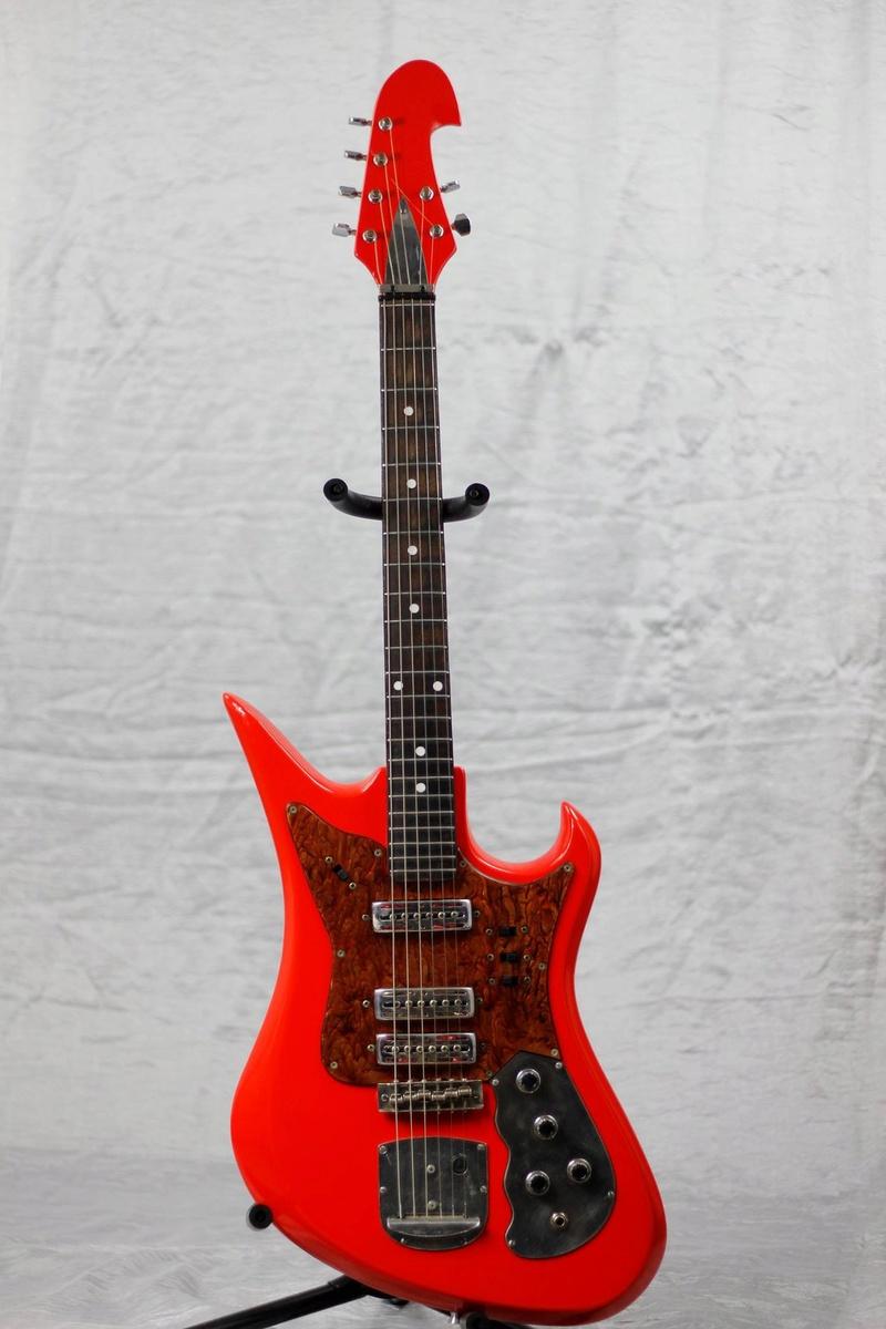 Elli Sound - Guitarras antigas Teisco10