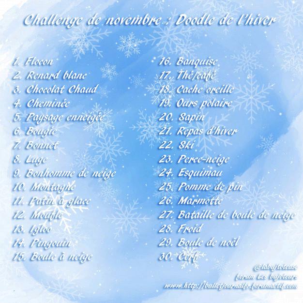 Challenge de Novembre - Page 3 Challe13
