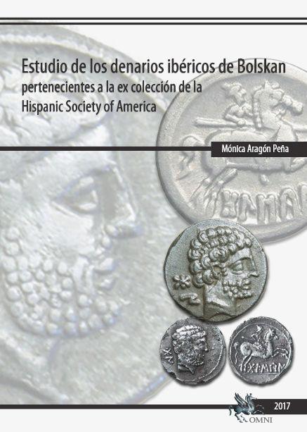 NOVEDAD EDITORIAL: Estudio de los denarios ibéricos de Bolskan  Couver10