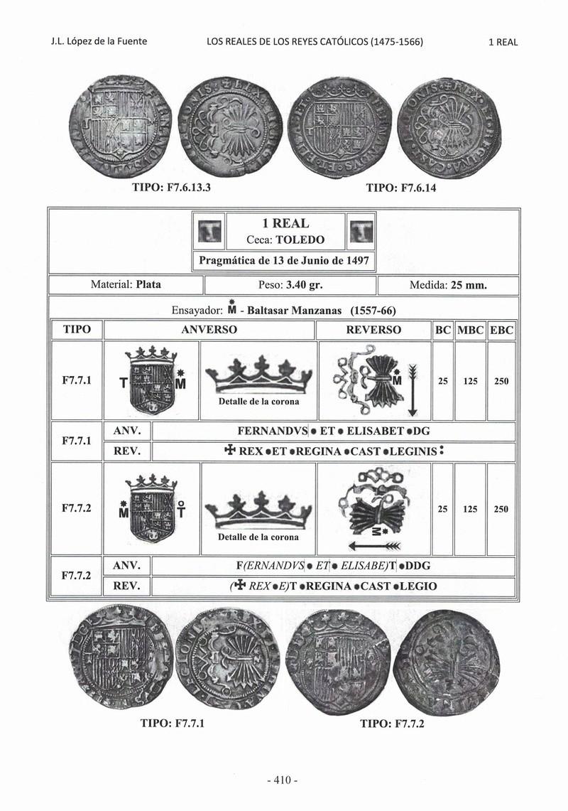 NOVEDAD EDITORIAL: LOS REALES  DE LOS REYES CATÓLICOS (1475-1566) Reales12