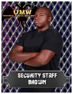 UMW Staff Biographies & Cards Brown10