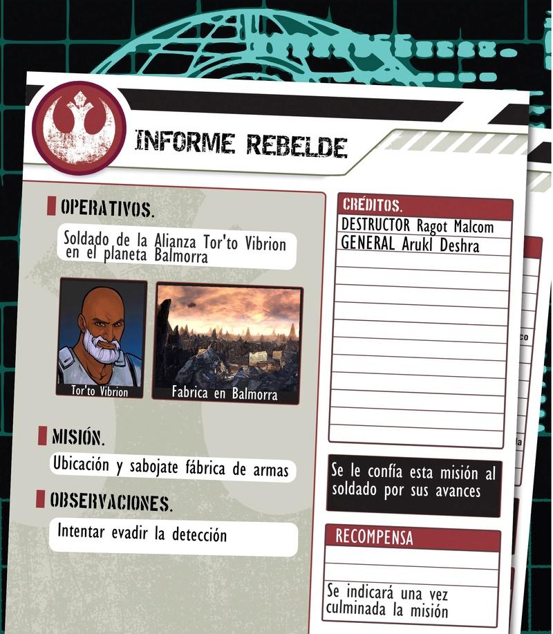 [MISIONES DE LA ALIANZA] Agente Tor'to Vibrion  Mision11