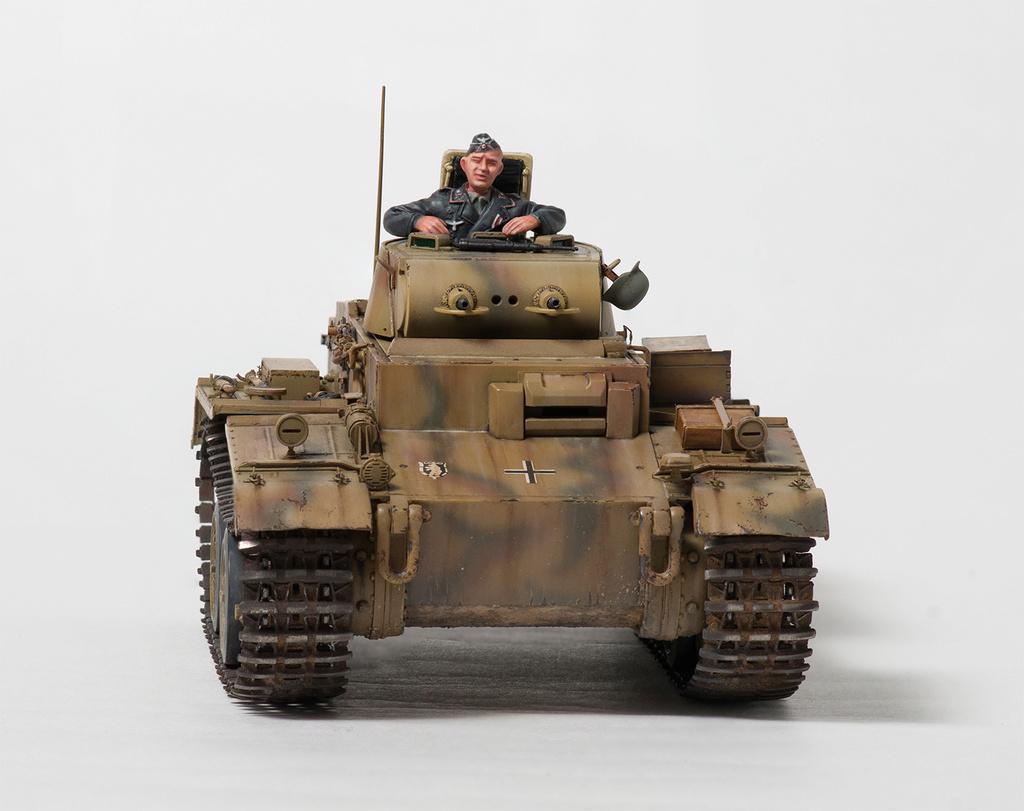 Panzerkampfwagen I Ausf.F (VK18.01) 1010