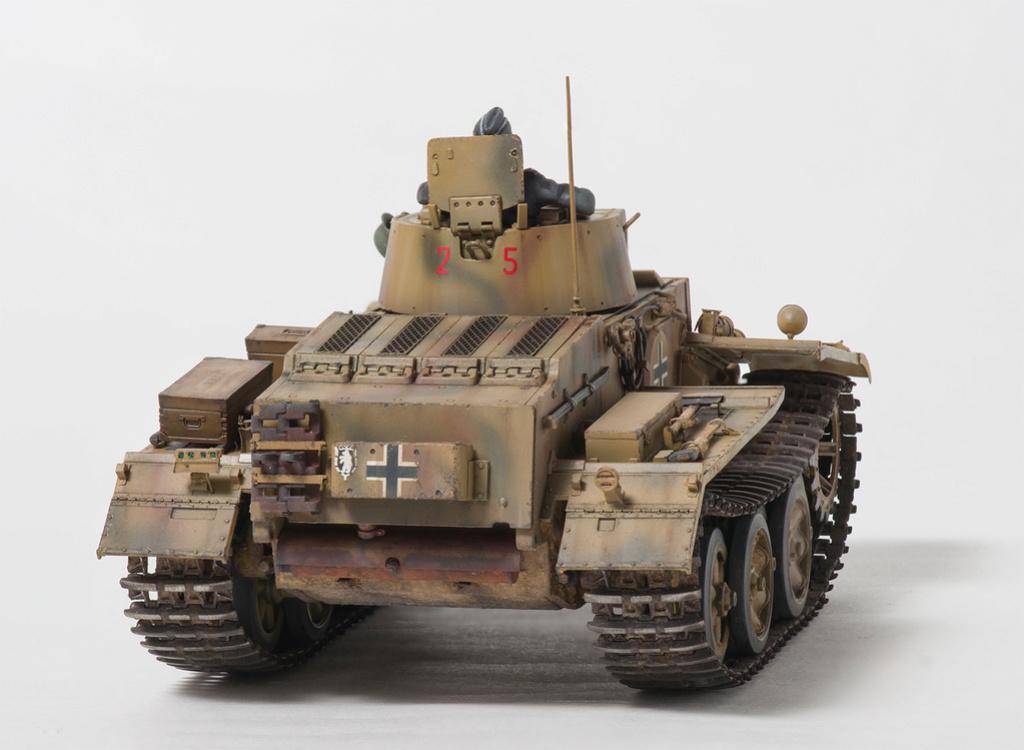 Panzerkampfwagen I Ausf.F (VK18.01) 1210