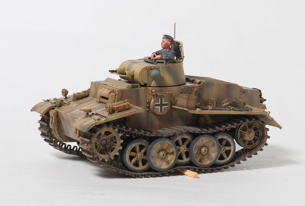 Panzerkampfwagen I Ausf.F (VK18.01) 1310