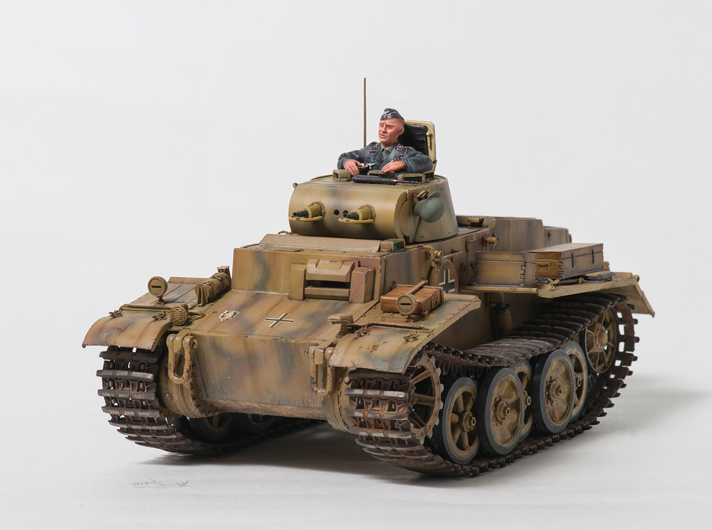 Panzerkampfwagen I Ausf.F (VK18.01) 1410