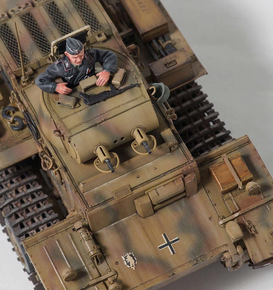 Panzerkampfwagen I Ausf.F (VK18.01) 1910