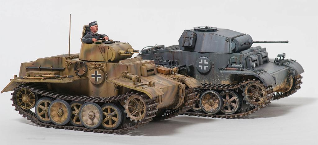 Panzerkampfwagen I Ausf.F (VK18.01) 2010