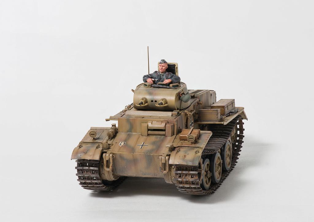 Panzerkampfwagen I Ausf.F (VK18.01) 210