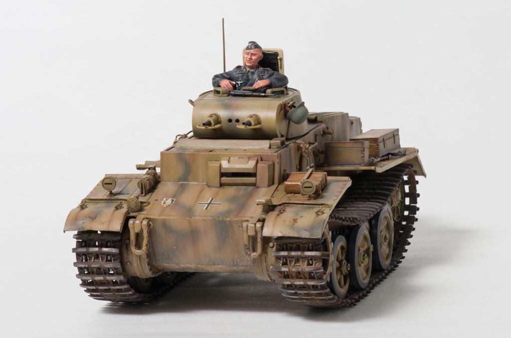 Panzerkampfwagen I Ausf.F (VK18.01) 310