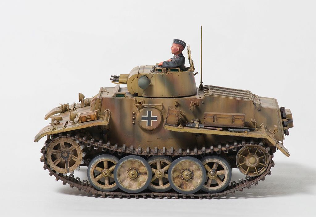 Panzerkampfwagen I Ausf.F (VK18.01) 510