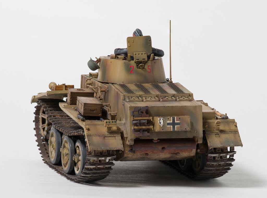 Panzerkampfwagen I Ausf.F (VK18.01) 610