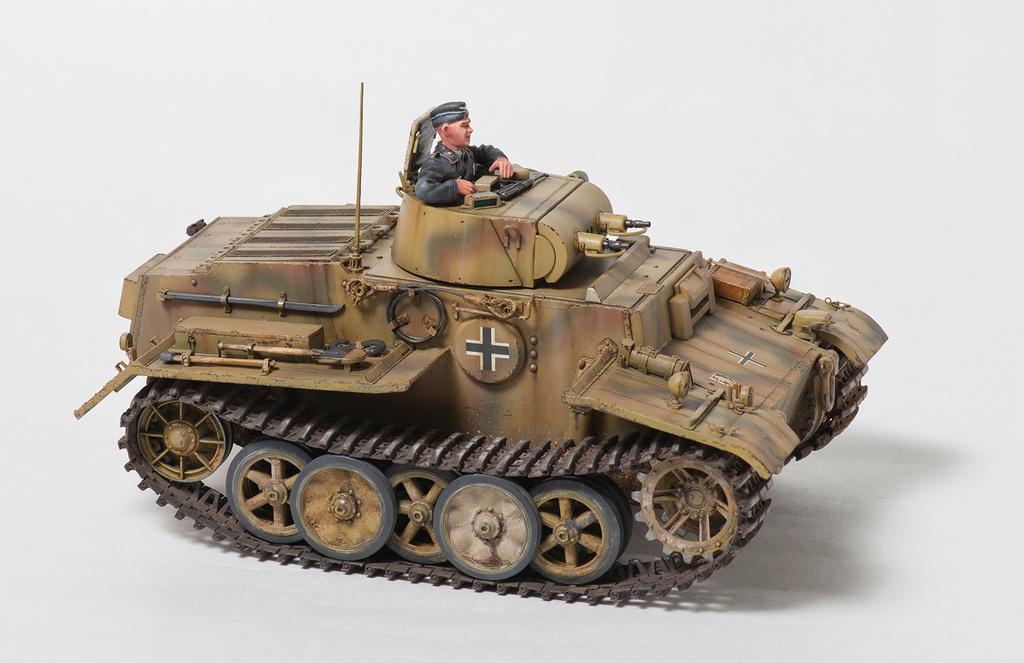 Panzerkampfwagen I Ausf.F (VK18.01) 810