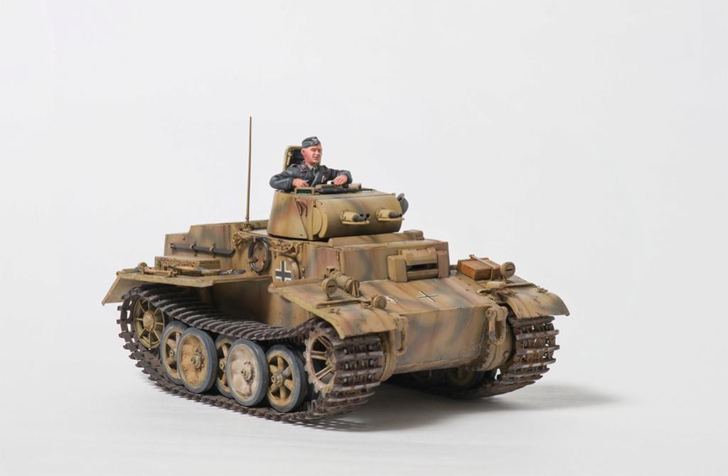 Panzerkampfwagen I Ausf.F (VK18.01) 910