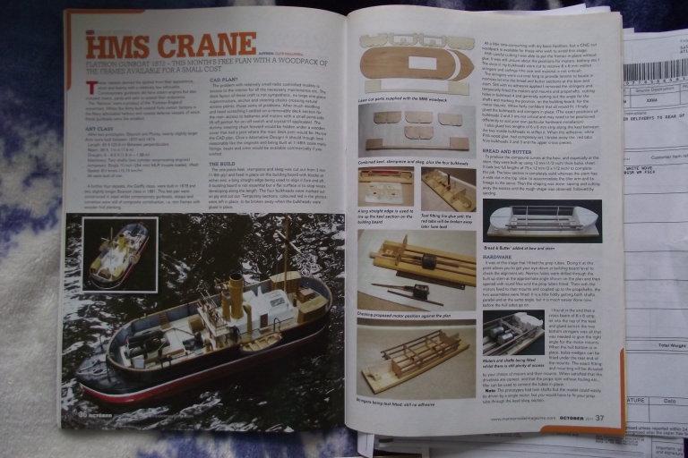 H.M.S. Crane flatiron gun boat 1872 Dscf8410